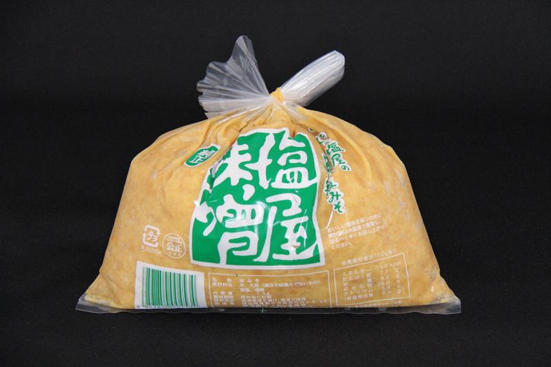 塩屋の田舎粒味噌