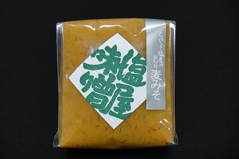塩屋の合わせ麦味噌